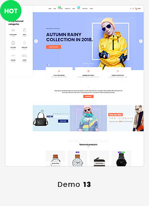 20 puca info - Puca - Optimized Mobile WooCommerce Theme