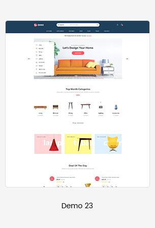 23 furniture  - Puca - Optimized Mobile WooCommerce Theme