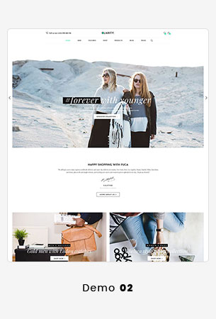 25 puca info - Puca - Optimized Mobile WooCommerce Theme