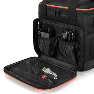 293f7ca7 b8a7 470d 9418 c29dd29150df.  CR0,0,300,300 PT0 SX300 V1    - Trunab Travel Carrying Bag Compatible with Jackery Portable Power Station Explorer 160/240/300, Storage Case with Waterproof PU Bottom and Front Pockets for Charging Cable and Accessories