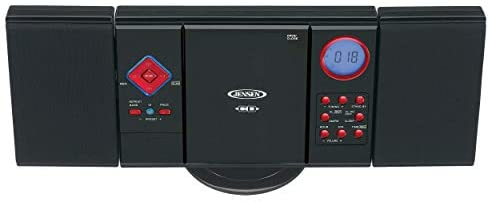 31CCmqAwd2L. AC  - Jensen JENJMC180 Wall Mountable CD System with AM/FM Stereo Receiver and Remote Black