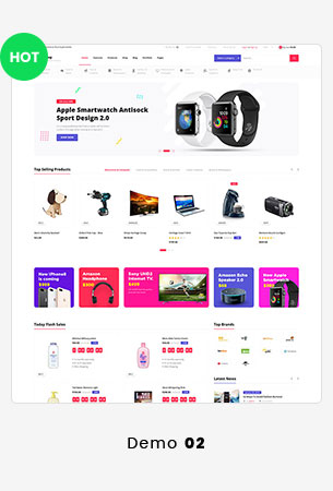 37 puca info 2 - Puca - Optimized Mobile WooCommerce Theme