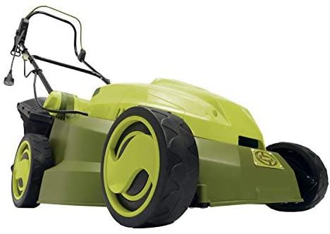 415zA2o1okL. AC  - MJ402E Mow Joe 16-Inch 12-Amp Electric Lawn Mower + Mulcher
