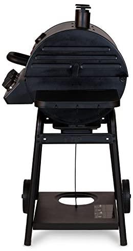 41DrJxT7gqL. AC  - Char-Griller E3001 Grillin' Pro 40,800-BTU Gas Grill, Black
