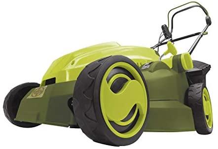 41PbWZlA7cL. AC  - MJ402E Mow Joe 16-Inch 12-Amp Electric Lawn Mower + Mulcher