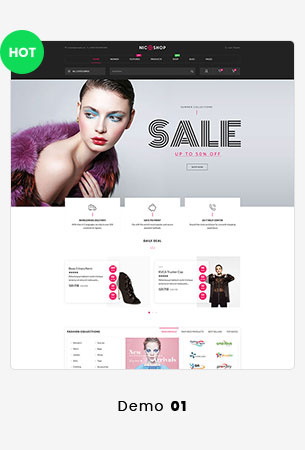 42 puca info - Puca - Optimized Mobile WooCommerce Theme
