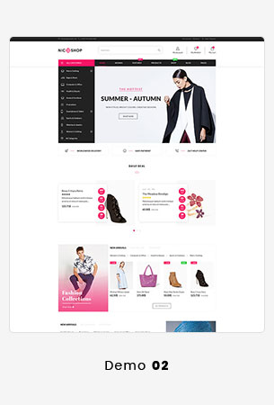 43 puca info - Puca - Optimized Mobile WooCommerce Theme