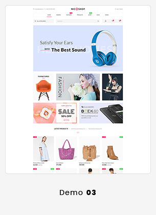 44 puca info - Puca - Optimized Mobile WooCommerce Theme