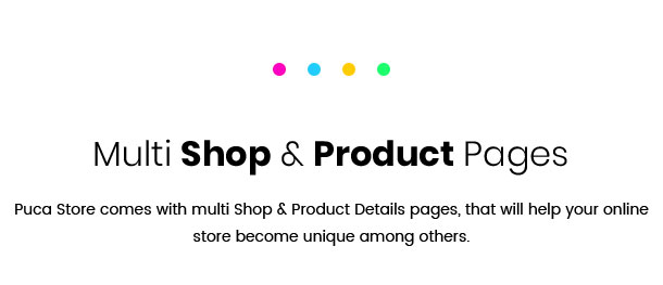 50 puca info - Puca - Optimized Mobile WooCommerce Theme