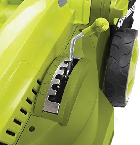 51+K1UMA1fL. AC  - MJ402E Mow Joe 16-Inch 12-Amp Electric Lawn Mower + Mulcher