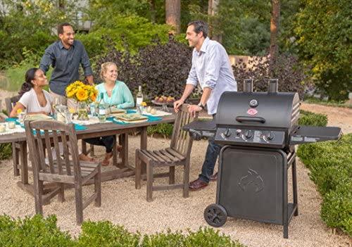 515vNbEydWL. AC  - Char-Griller E3001 Grillin' Pro 40,800-BTU Gas Grill, Black