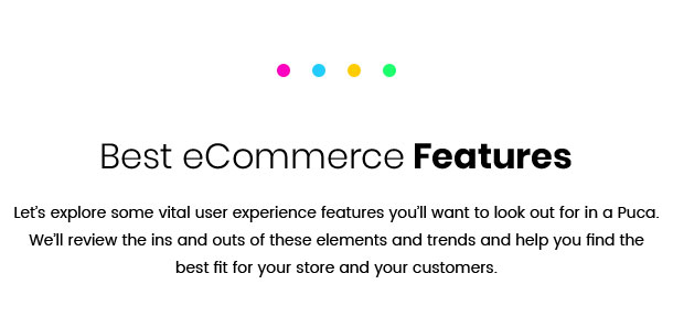 55 puca info - Puca - Optimized Mobile WooCommerce Theme