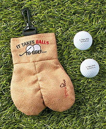 61fVgbQhKuL. AC  - MySack Golf Ball Storage Bag | This Funny Golf Gift Is Sure to Get a Laugh | Store Your Other Golf Accessories for Men Such as Tees & Gloves by Putting Them in This Gag Gift