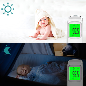 7e0917a1 eb1a 4e44 a727 95fd03c3d4c5.  CR0,0,300,300 PT0 SX300 V1    - XDX Thermometer for Adults Forehead, No Touch Thermometer with Fever Alarm and Memory Ideal for Babies, Kids, Adults, Indoor Outdoor Medical Use