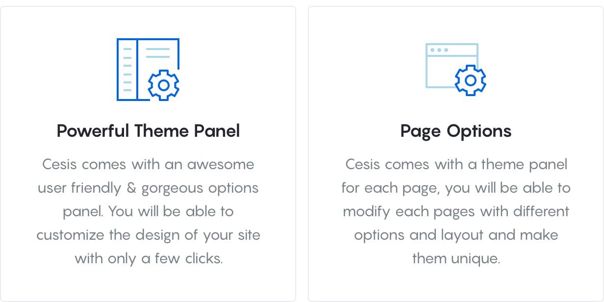 Cesis Core Features 1 - Cesis   Responsive Multi-Purpose WordPress Theme