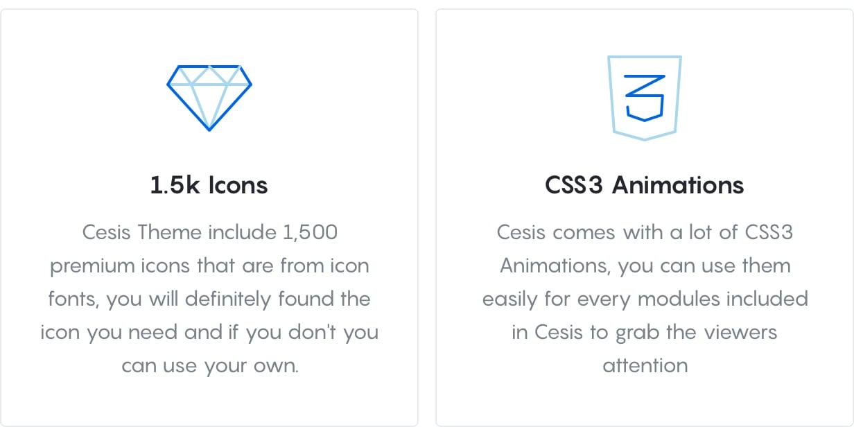 Cesis Core Features 14 - Cesis   Responsive Multi-Purpose WordPress Theme