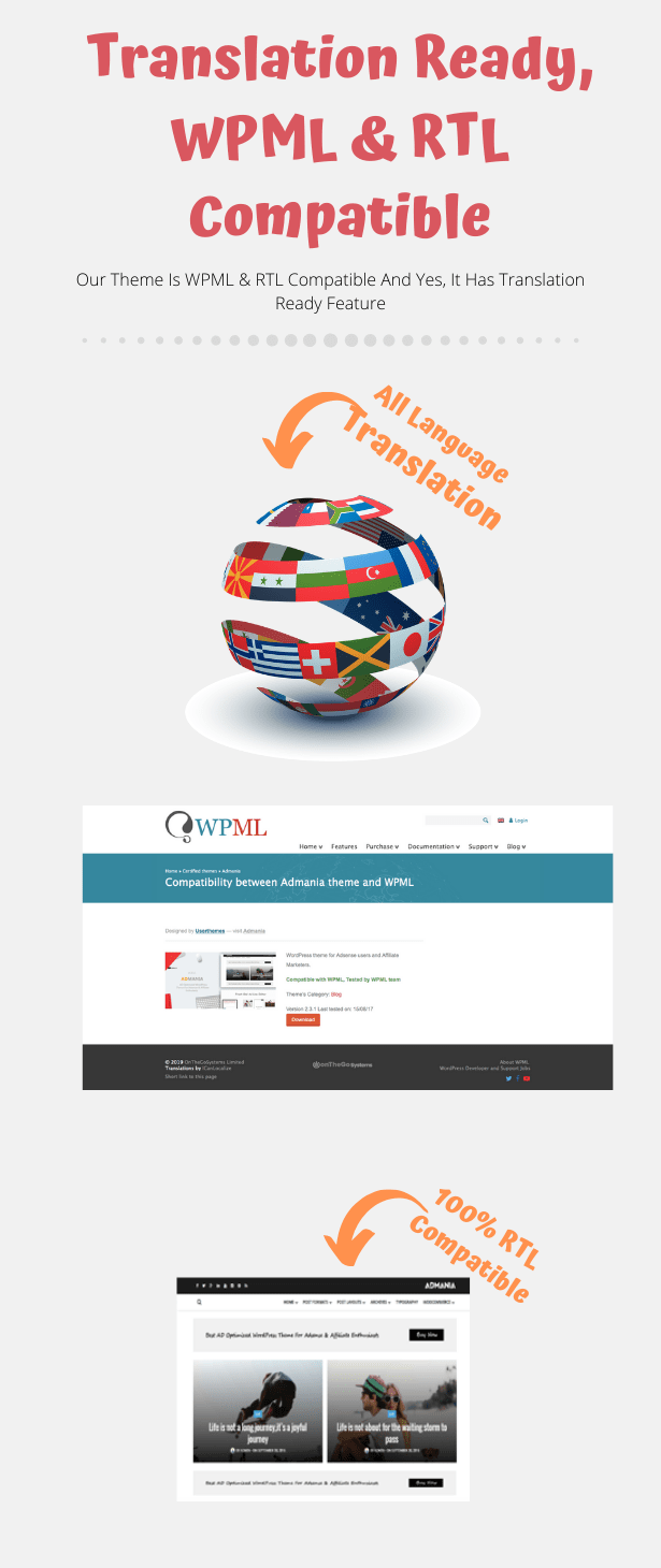 Fea15 min - Admania - Adsense WordPress Theme With Gutenberg Compatibility
