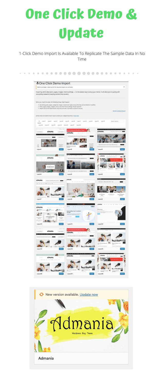 Fea16 min - Admania - Adsense WordPress Theme With Gutenberg Compatibility