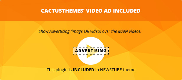 Newstube videoads plugins included - NewsTube - Magazine Blog & Video