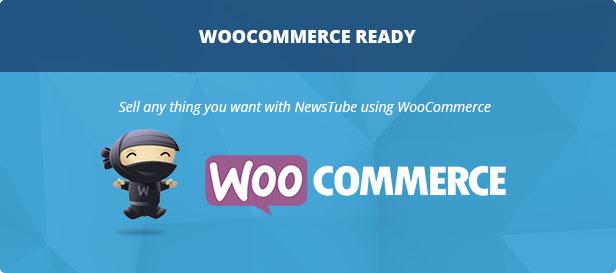 Newstube woocommerce - NewsTube - Magazine Blog & Video