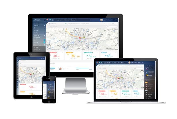 apricot responsive - Apricot Navigation Admin Dashboard Template