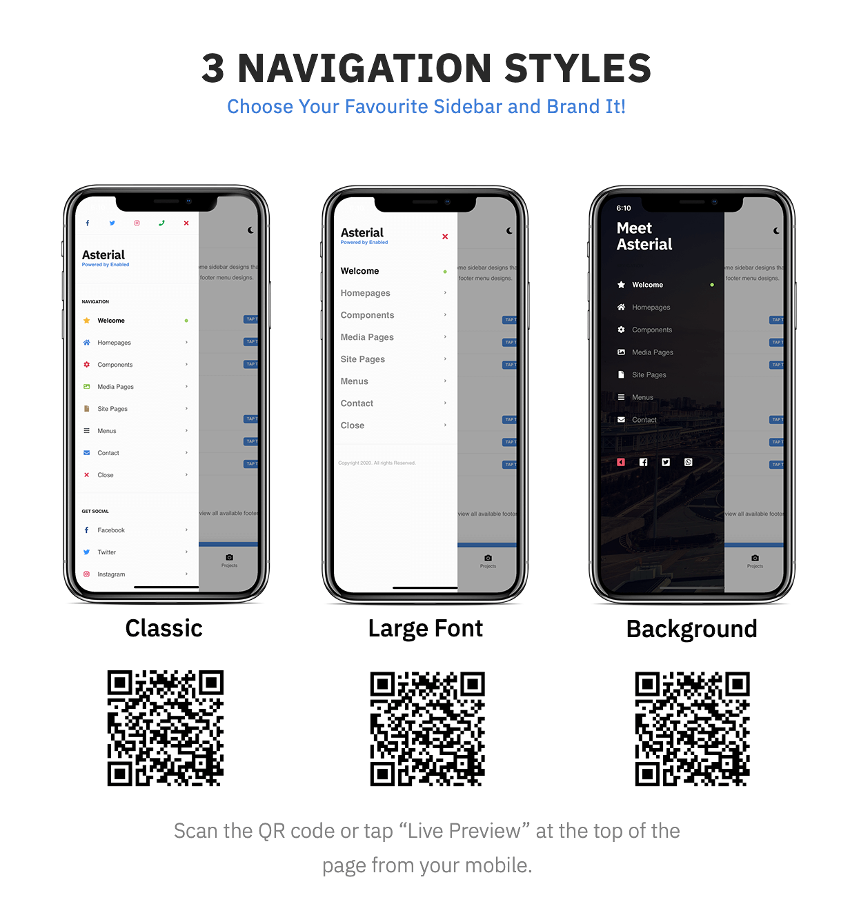 asterial2 - Asterial Mobile