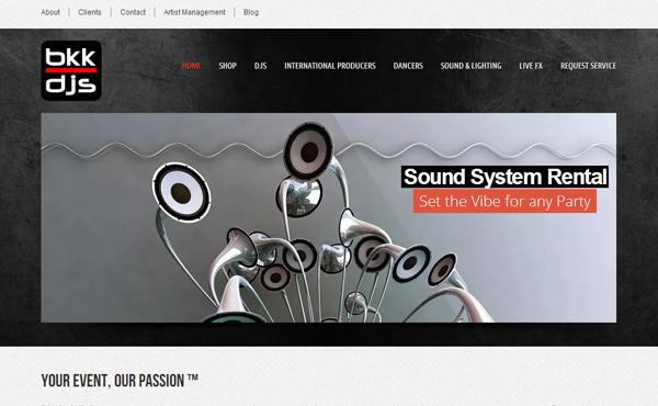 bangkokdjs - MusicPress - A Timeless Audio Theme