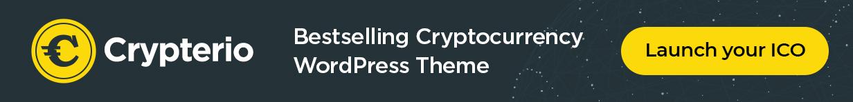 banner crypterio - Smarty - School Kindergarten WordPress theme
