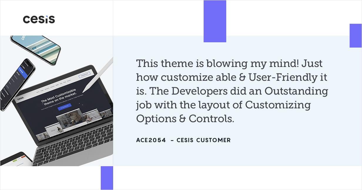 by ACE2054 1 - Cesis   Responsive Multi-Purpose WordPress Theme