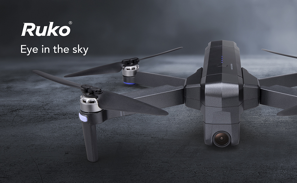 caf0bd6b 73e3 4704 9317 c77c2bfc71db.  CR0,0,970,600 PT0 SX970 V1    - Ruko F11 Pro Drones with Camera for Adults 4K UHD Camera Live Video 30 Mins Flight Time with GPS Return Home Brushless Motor-Black(1 Extra Battery + Carrying Case)