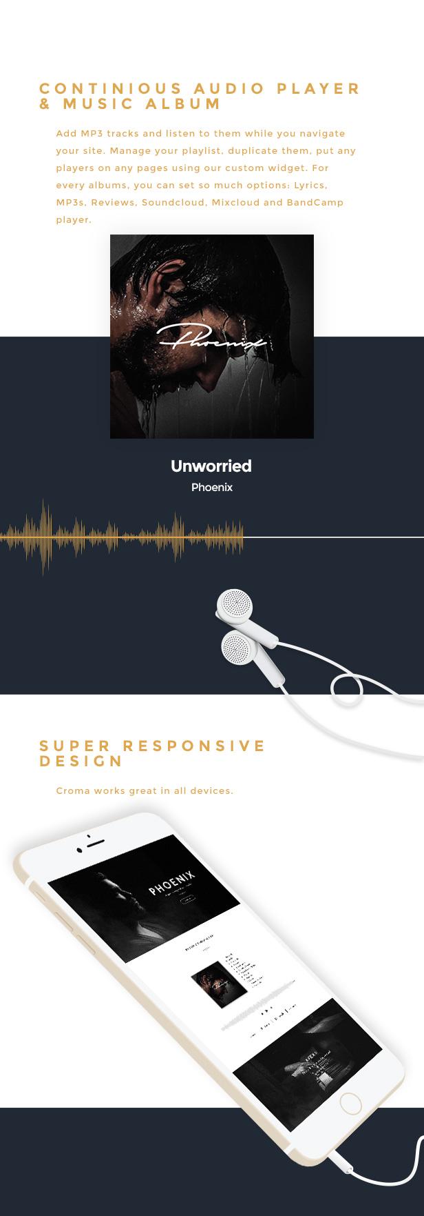 croma marketingV3 02 - Croma - Music WordPress Theme with Ajax and Continuous Playback