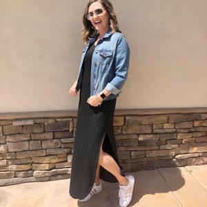 e275acf8 18fc 4316 b97f 5bc71ee62304.  CR0,0,300,300 PT0 SX300 V1    - GRECERELLE Women's Casual Loose Pocket Long Dress Short Sleeve Split Maxi Dresses