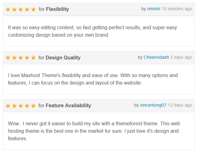 maxhost review - MaxHost - Web Hosting, WHMCS and Corporate Business WordPress Theme with WooCommerce
