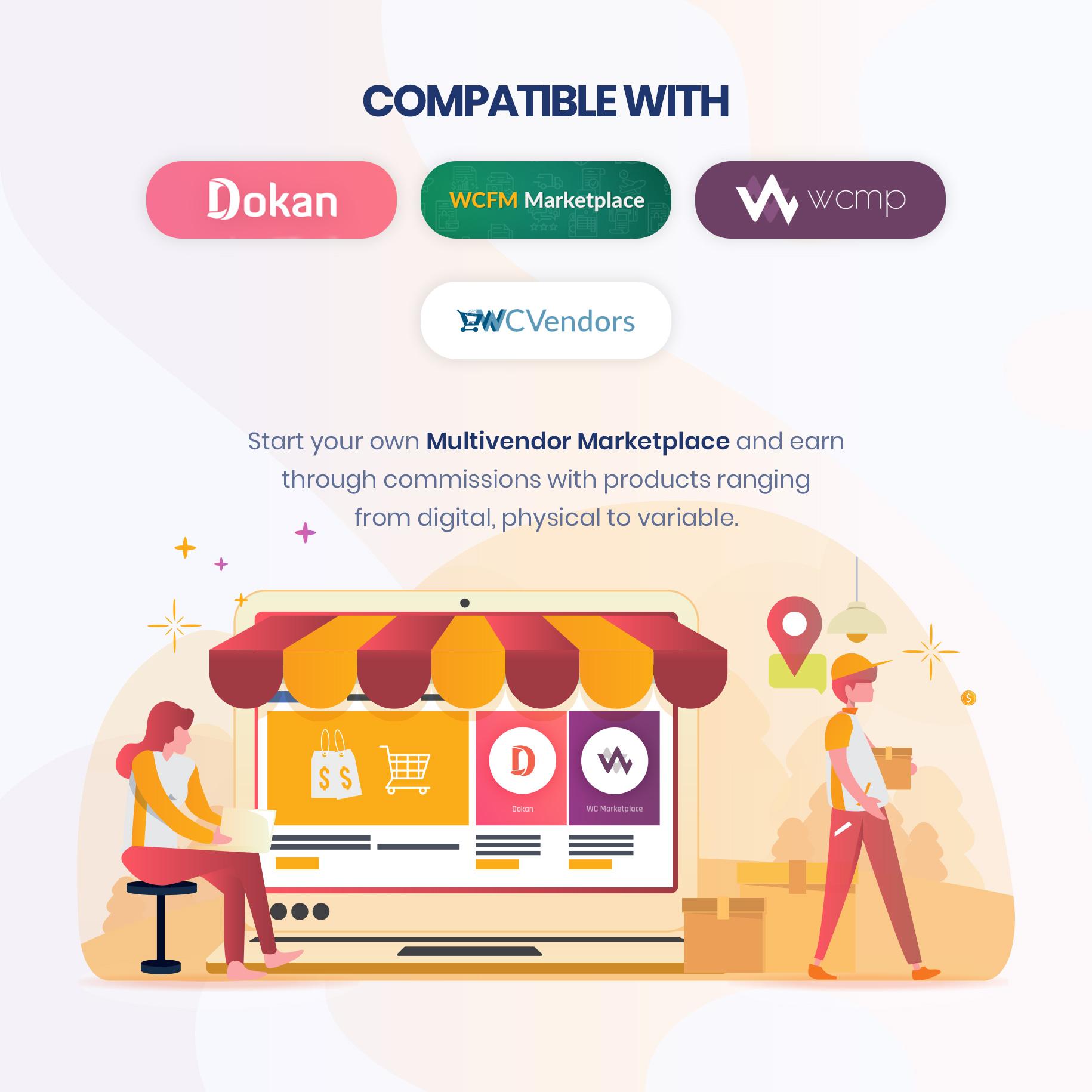 multivendor3 - GreenMart – Organic & Food WooCommerce WordPress Theme