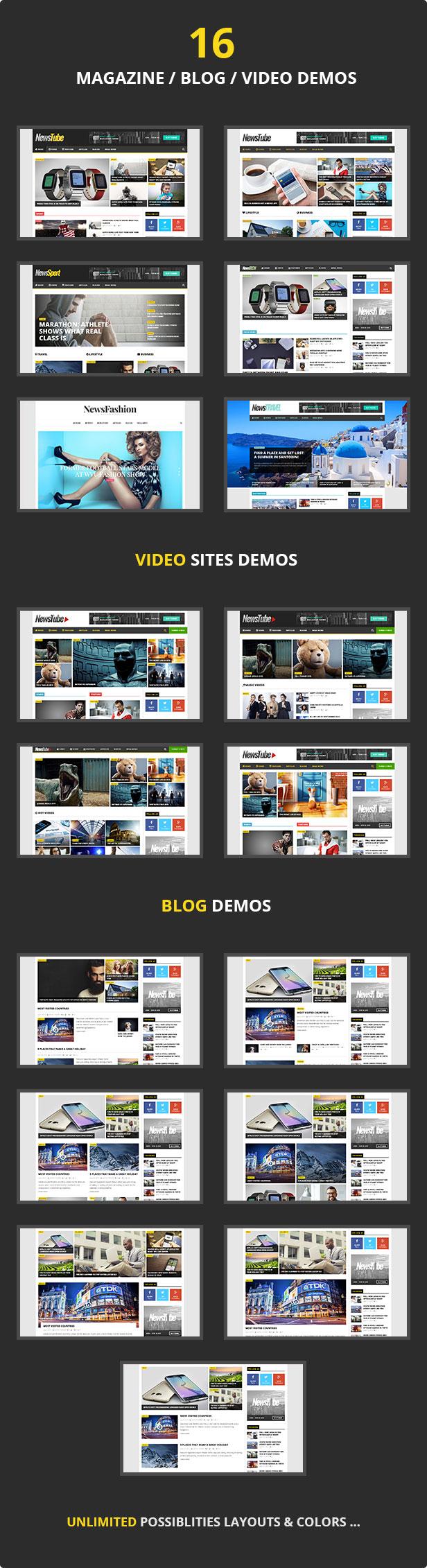 newstube top 07 - NewsTube - Magazine Blog & Video