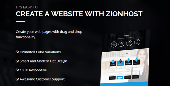 preview image zionhost - MaxHost - Web Hosting, WHMCS and Corporate Business WordPress Theme with WooCommerce