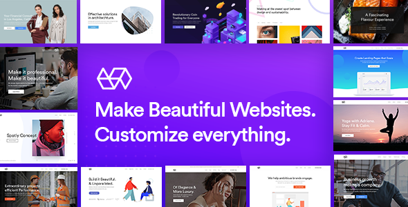 preview.  large preview - Webify – All-in-One Elementor WordPress Theme