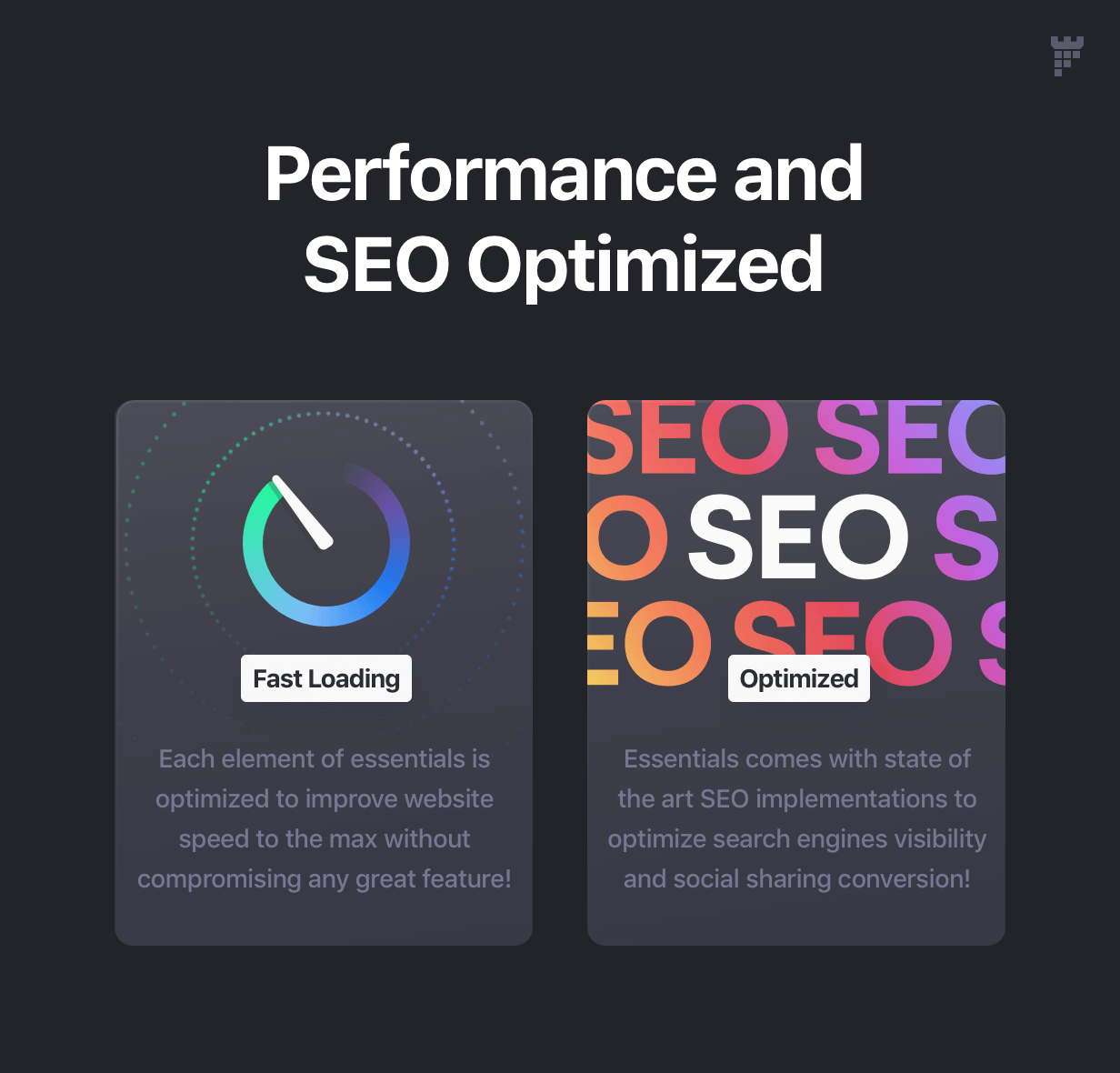 seo - Essentials | Multipurpose WordPress Theme