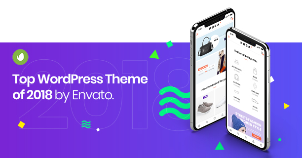 top2018 - Puca - Optimized Mobile WooCommerce Theme
