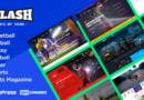 Splash – Sport Club WordPress Theme for Basketball, Football, Hockey