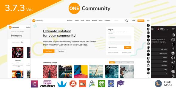 01 Homepage.  large preview - TownPress - Municipality WordPress Theme