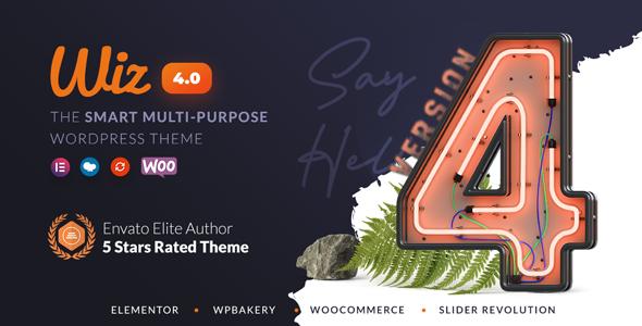 01 wiz image.  large preview - Wiz - Elementor MultiPurpose WordPress Theme