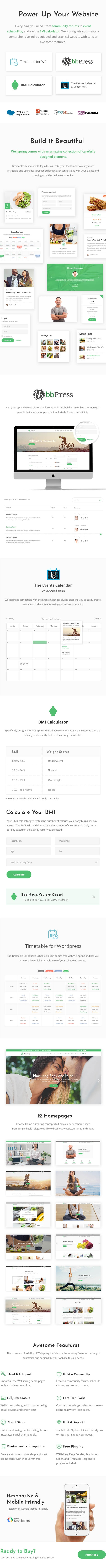 01b - Wellspring - Health, Lifestyle & Wellness Theme