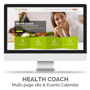 02 HEALTH COACH - HEALTHFLEX - Doctor Medical Clinic & Health WordPress Theme