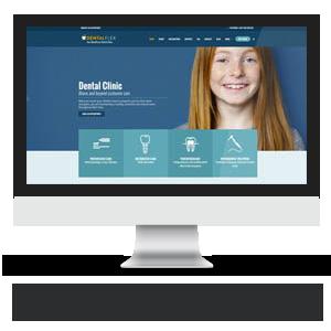 03 DENTAL CLINIC - HEALTHFLEX - Doctor Medical Clinic & Health WordPress Theme