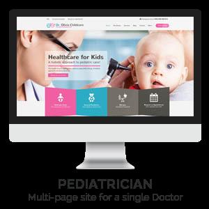 04 PEDIATRICIAN - HEALTHFLEX - Doctor Medical Clinic & Health WordPress Theme