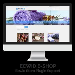 05 ECWID - HEALTHFLEX - Doctor Medical Clinic & Health WordPress Theme