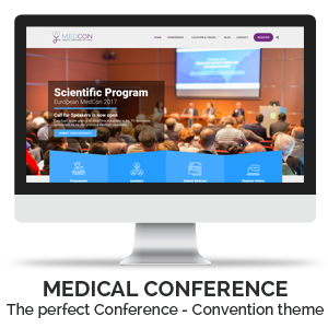 06 CONFERENCE b - HEALTHFLEX - Doctor Medical Clinic & Health WordPress Theme