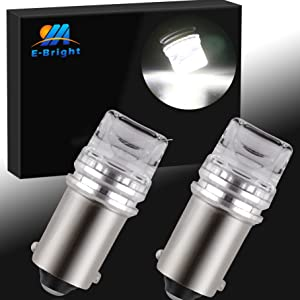 0a9022c2 70a6 4f87 ab16 358bd1e830b0.  CR29,54,909,909 PT0 SX300 V1    - EverBright Pack of 15 BA9S 44 47 755 756 1847 1895 Bulb 6V 6.3V Bayonet Led Bulb for Pinball Led Bulbs Pinall Machine Light Bulb Lamp, White