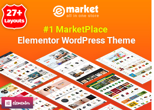 1 wp - eMarket - Multi-purpose MarketPlace OpenCart 3 Theme (30+ Homepages & Mobile Layouts Included)